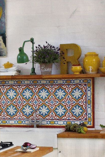 Cute Bodenfliesen Le Marrakech Tolle Ideen f r die K che diy dekoration