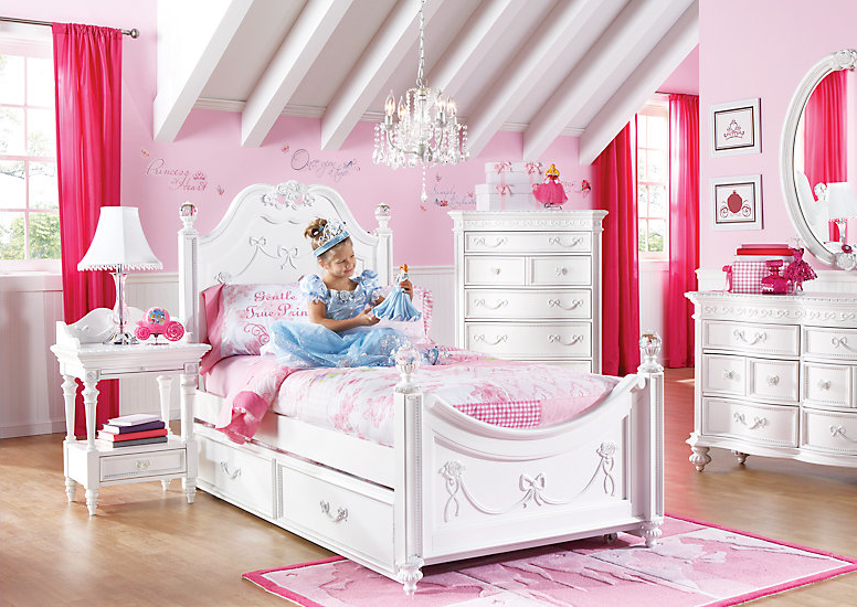 How Much Will Disney Princess Furniture Cost?