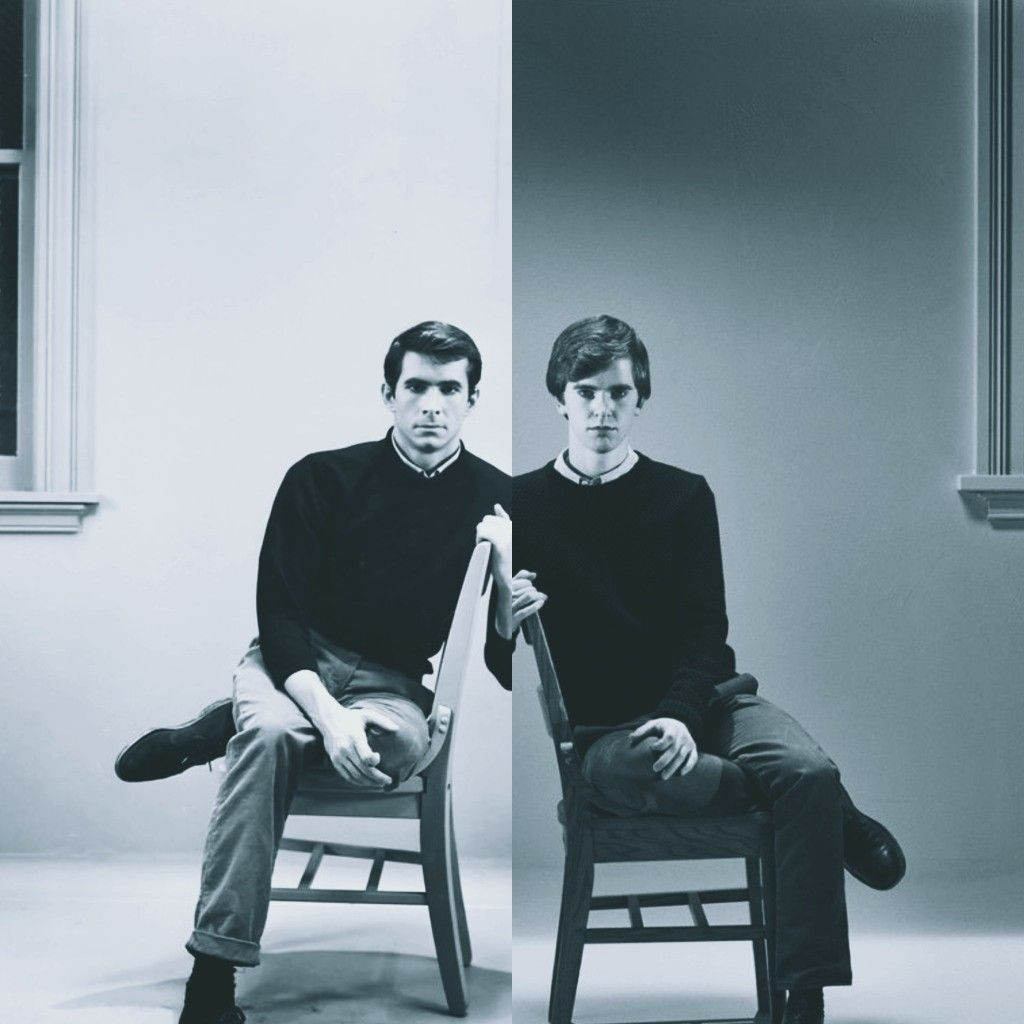 Norman Bates : D'Anthony Perkins à Freddie Highmore