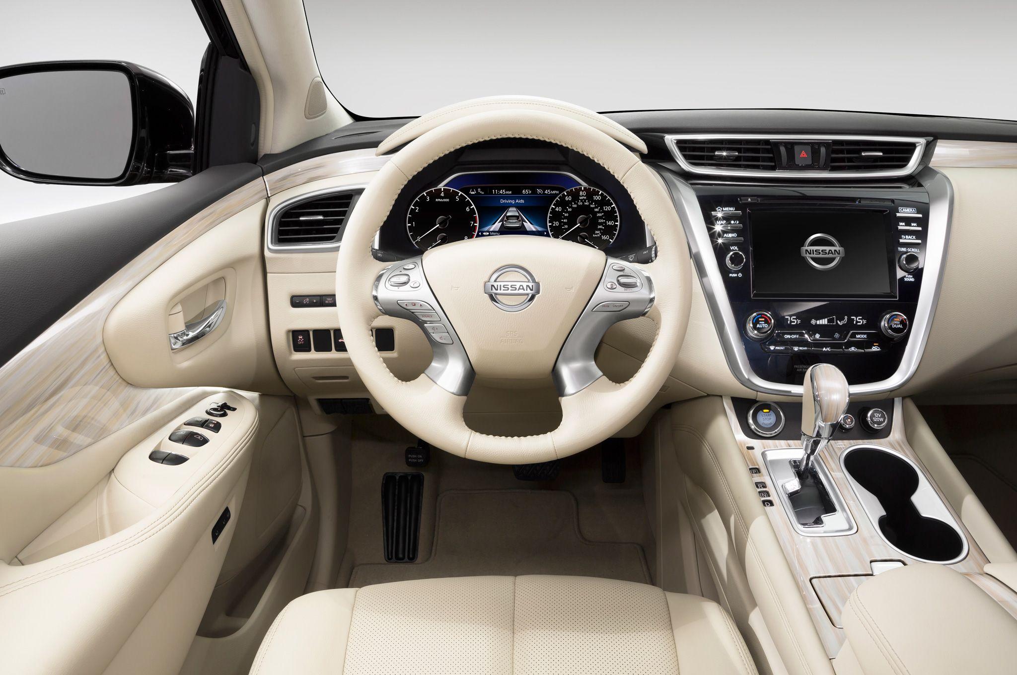أسعار و مواصفات نيسان مورانو 2015 في دول الخليج Nissan