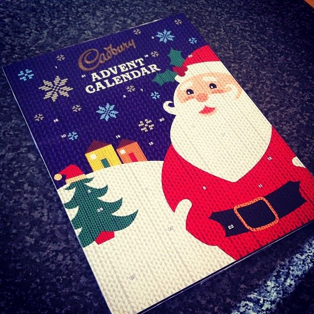 What was behind your #adventcalender door this morning? #DSMMCM1314