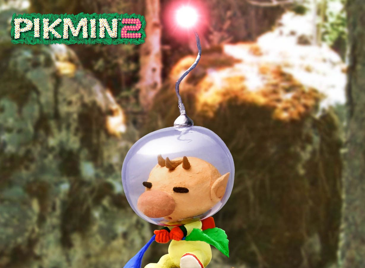 Pikmin New Amazing Wallpapers High Resolution