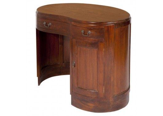 Schultisch antik  Schreibtisch 2S1T klein antik - Schreibtische - Wohnen ...