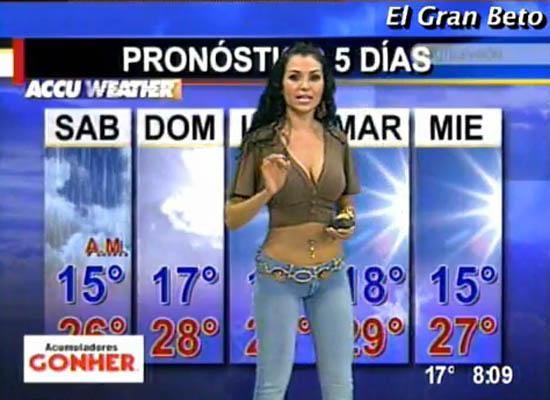 naked meteorologist