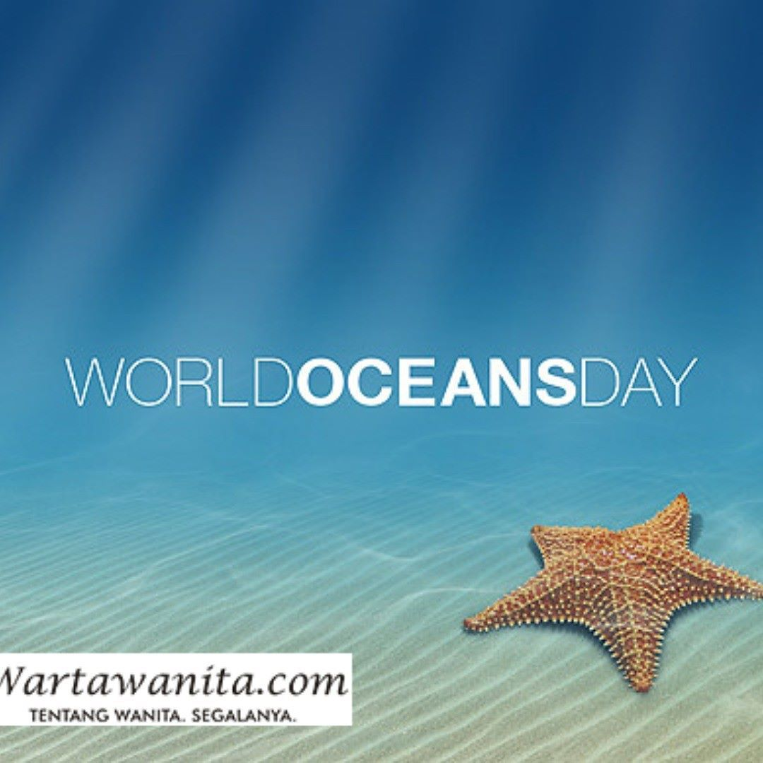 Selamat Hari Laut Sedunia Worldoceansday Wartawanita