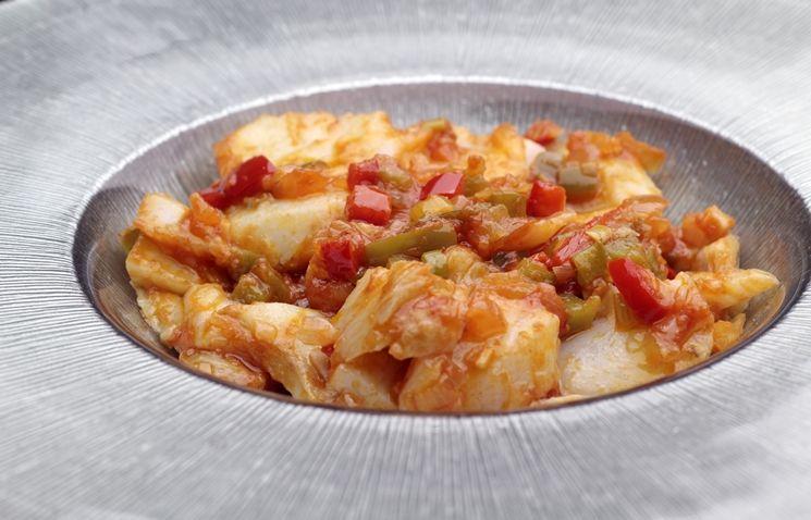 El Bacalao Al Ajoarriero Es Una Receta Tipica De La Gastronomia
