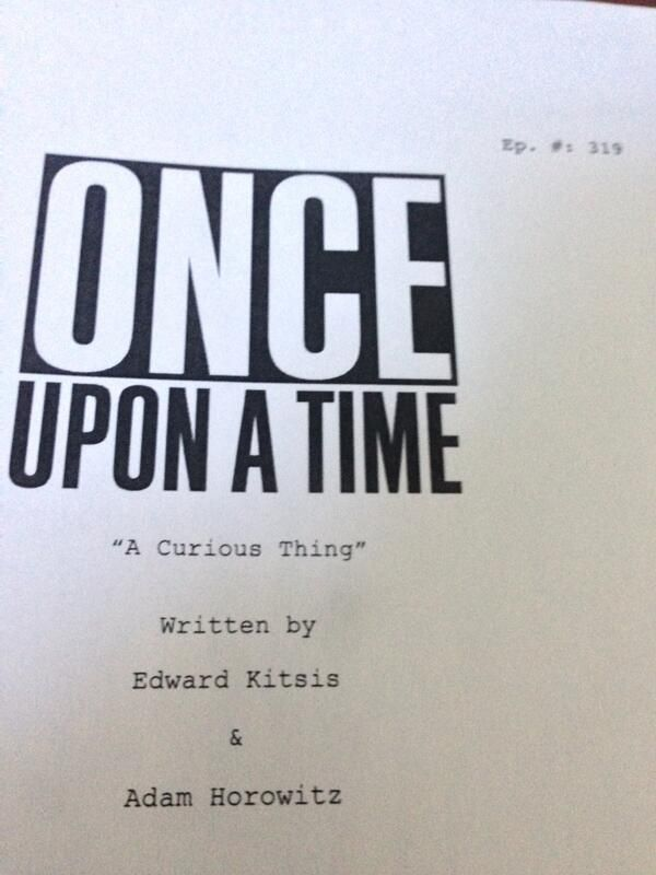 3x19 Episode Title Revealed With Images Once Upon A Time Ouat