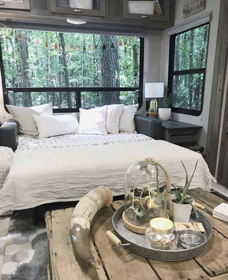 living room rv remodel  home decor rv living full time rv