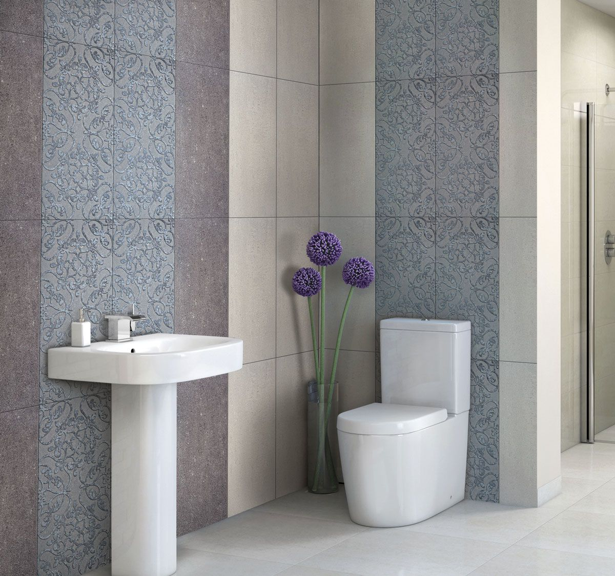 buy designer floor, wall #tiles for #bathroom, bedroom, kitchen