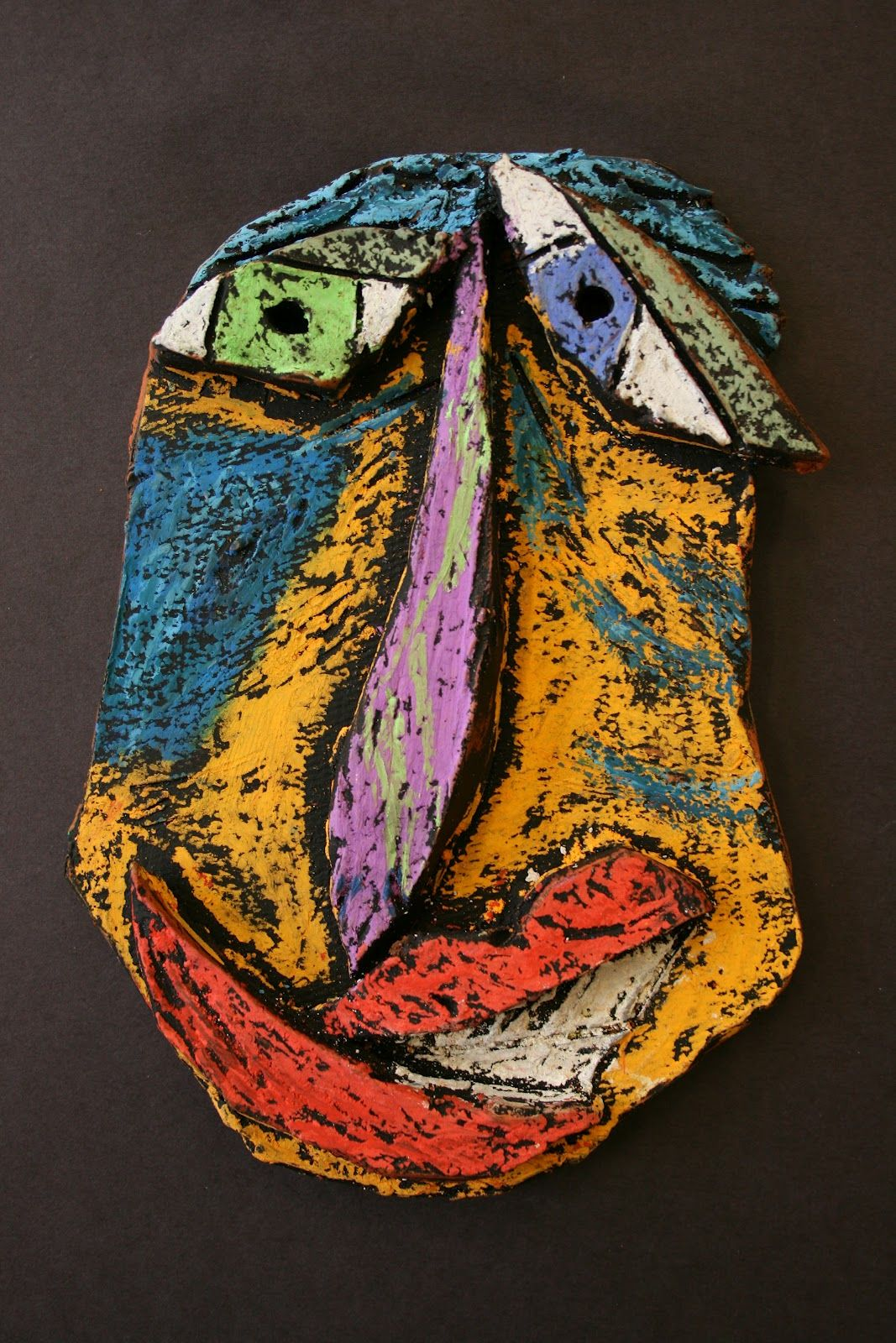 it\'s an HSES Arty Party! Kimmy Cantrell inspired art pieces   art ...