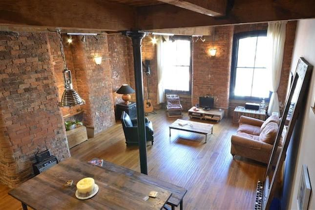 Sackville St Manchester Exposed Brick Apartment Loft City Centre Warehouse