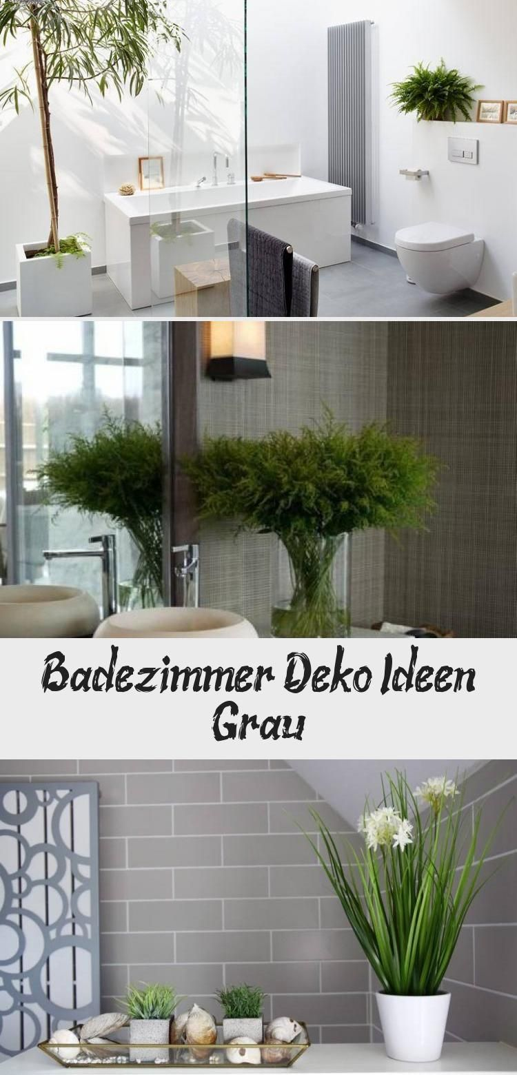 Badezimmer Deko Ideen Grau Pinokyo In 2020 Home Decor Decor Home
