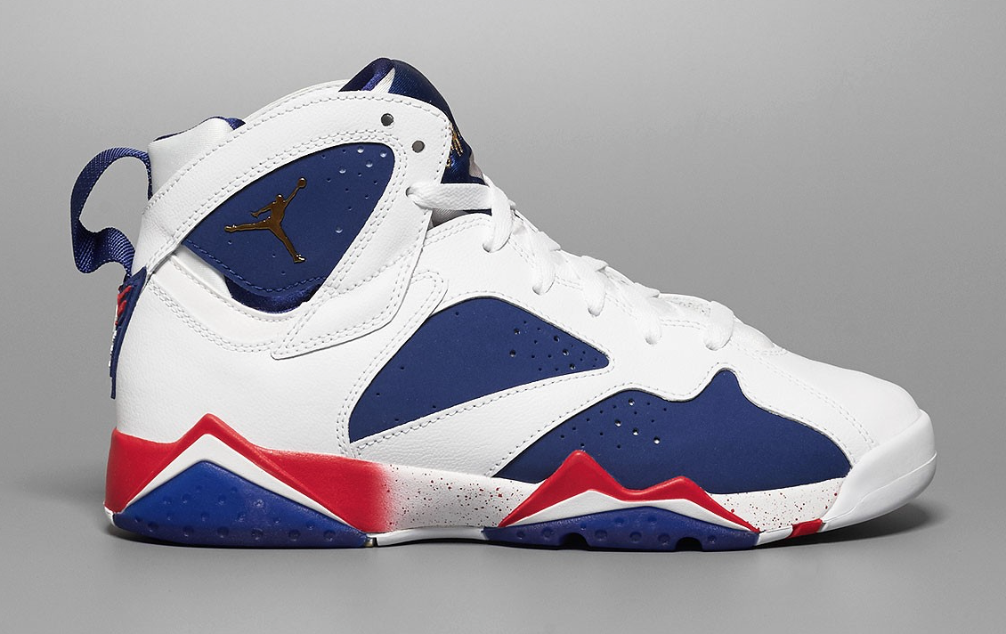 the air jordan 7 tinker alternate will be available for the whole family