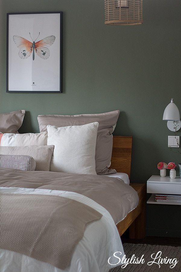 Schlafzimmer Makeover mit OTTO Bettwäsche, Wohndecke und