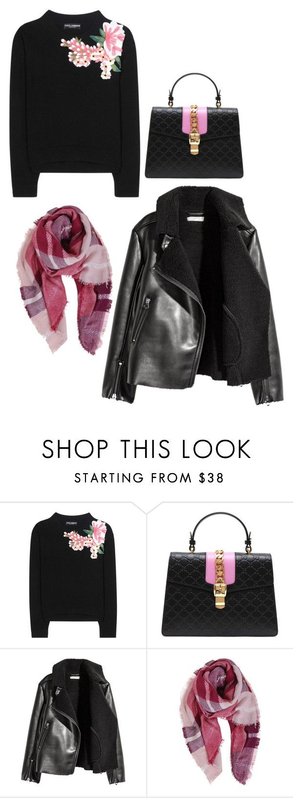 """Accessories"" by carlafashion-246 ❤ liked on Polyvore featuring Dolce&Gabbana, Gucci and Humble Chic"