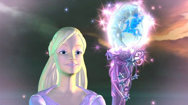 Barbie And The Magic Of Pegasus Barbie Stories