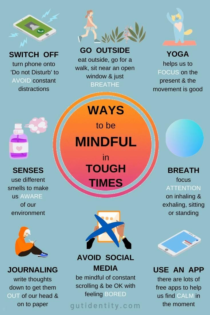 Being Mindful in Tough Times
