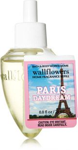 Paris Daydream Wallflowers Fragrance Refill Slatkin Co Bath