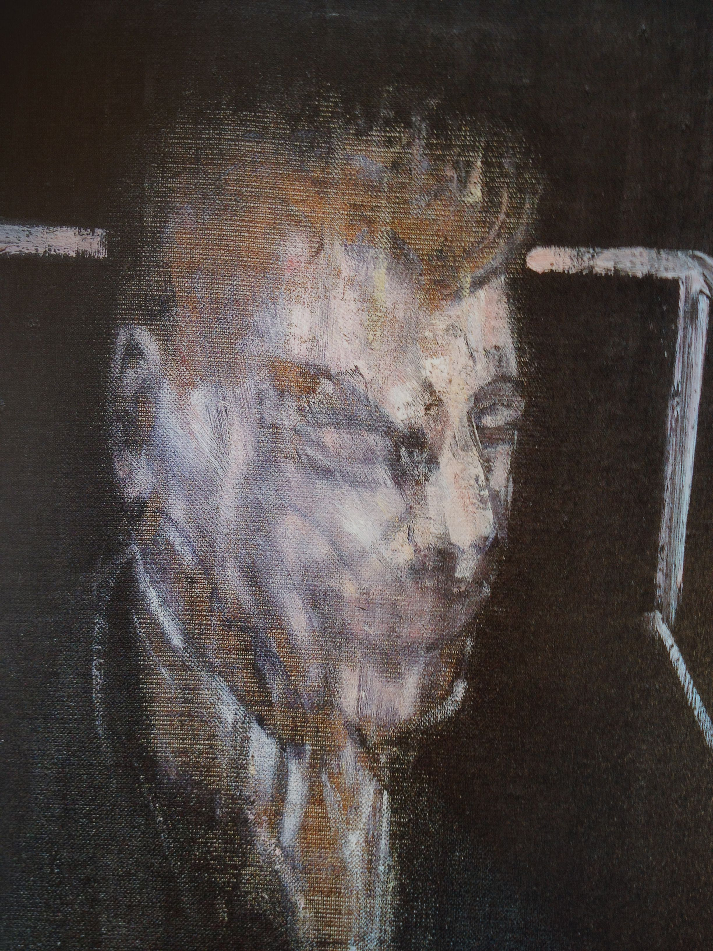 Non Vi Sed Arte In English Francis Bacon At The National Museum Of Modern Art Tokyo