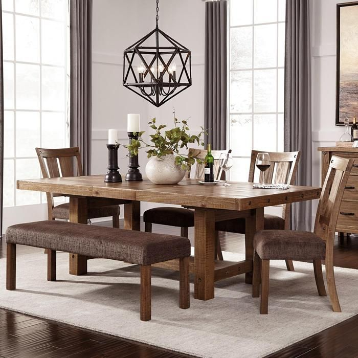 Tamilo 6 Piece Dining Set