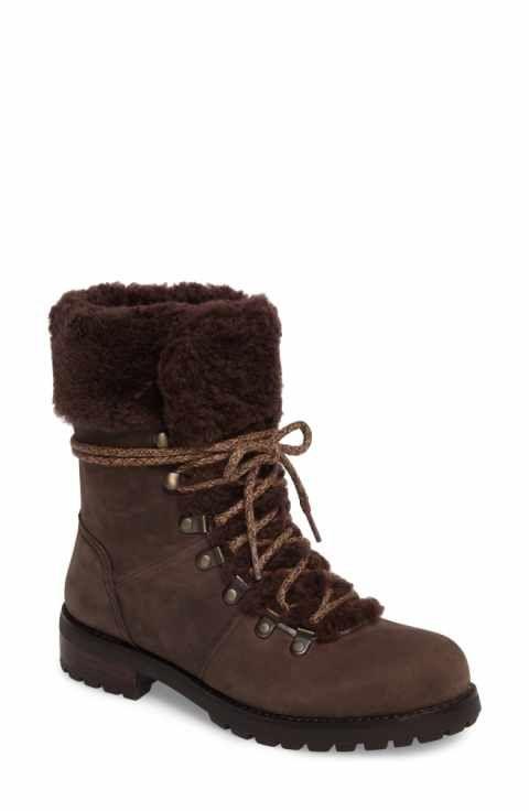 762e397e7104 UGG® Fraser Genuine Shearling Water-Resistant Boot (Women ...