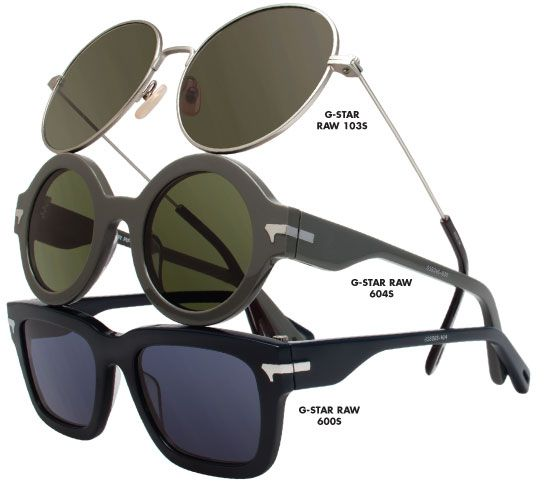 Marchon Eyewear launches G-Star Raw Eyewear targeted to confident ...