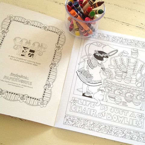 find this pin and more on coloring pages mary engelbreit - Mary Engelbreit Coloring Book