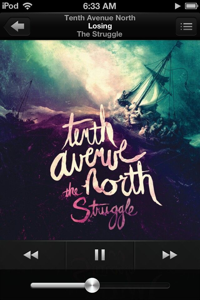 Losing by Tenth Avenue North. #Christian #Music #Worship #christianity