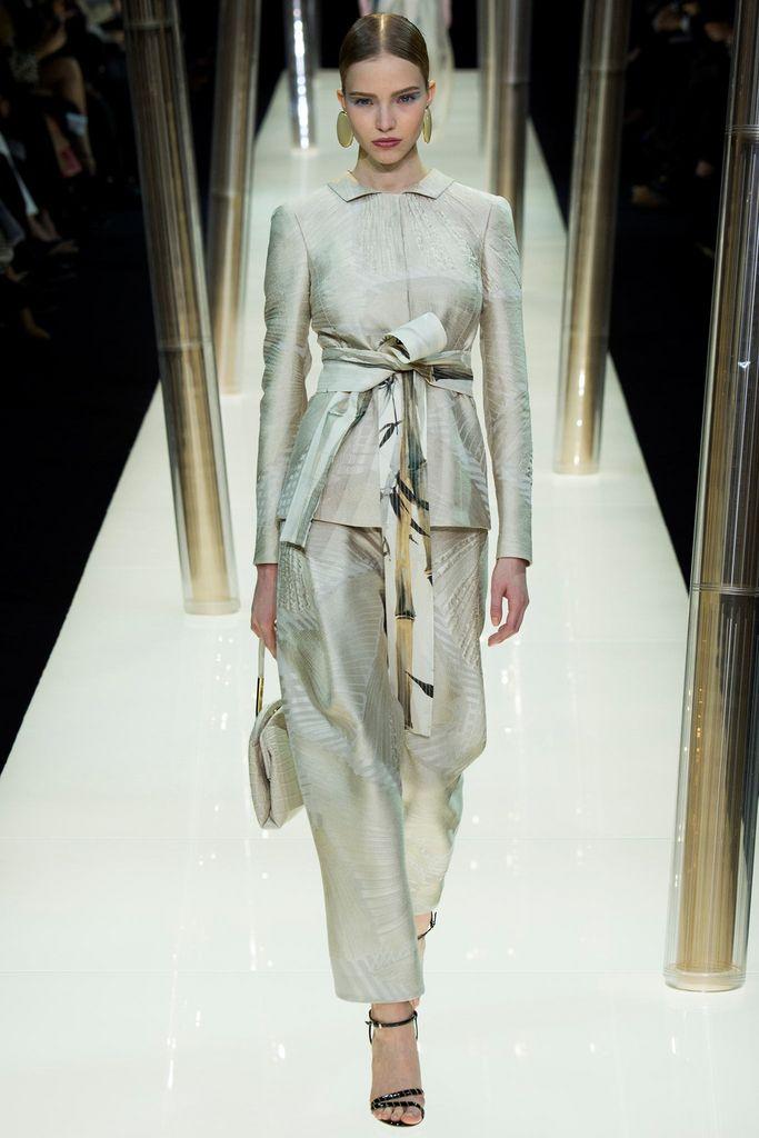 73dc0da809 Armani Privé Spring 2015 Couture - Collection - Gallery - Style.com Άνοιξη  2015