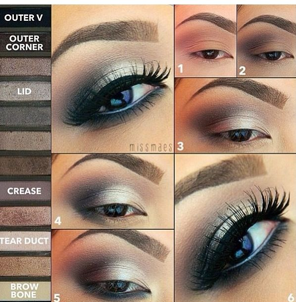 Want to try this one - Naked Palette