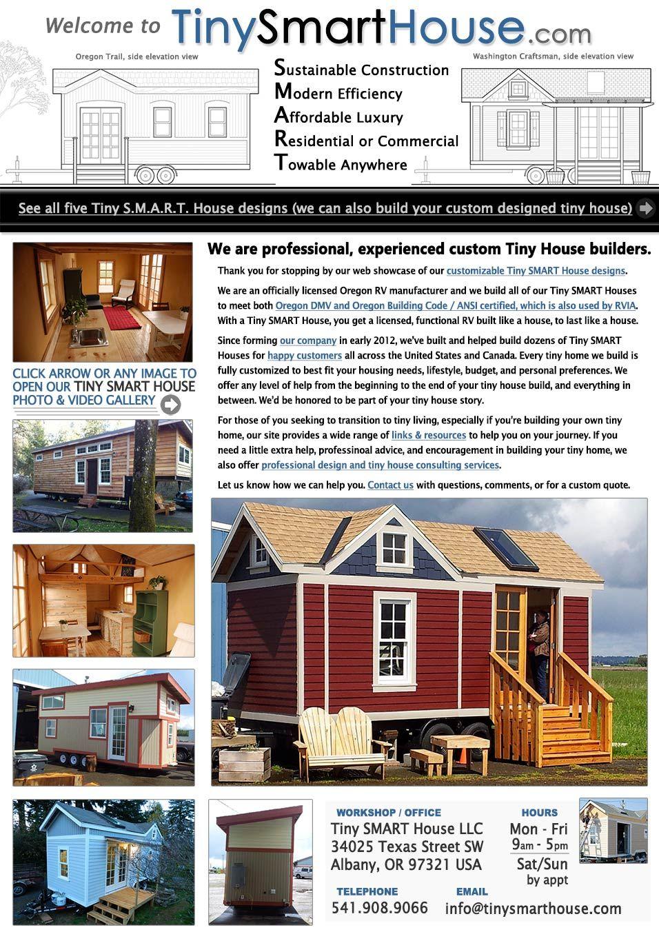 Tiny Smart House PLACEHOLDER | Tiny House | Pinterest | Smart house ...