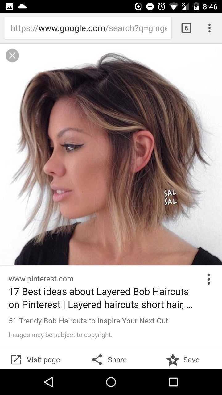 photo 51 Trendy Bob Haircuts to Inspire Your Next Cut