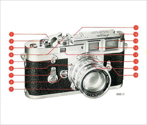 Instructions Leica M3 Instruction Manuals Pinterest