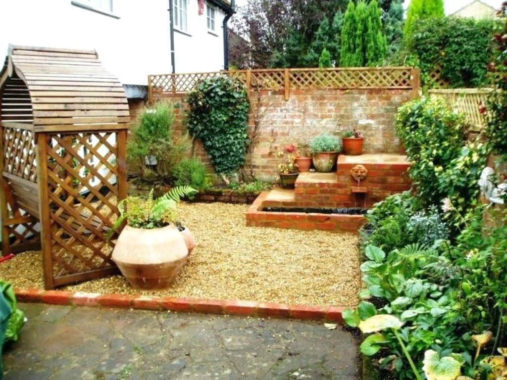 Astonishing Cheap No Grass Backyard Ideas, If you're on ... on Cheap Backyard Ideas No Grass  id=23758