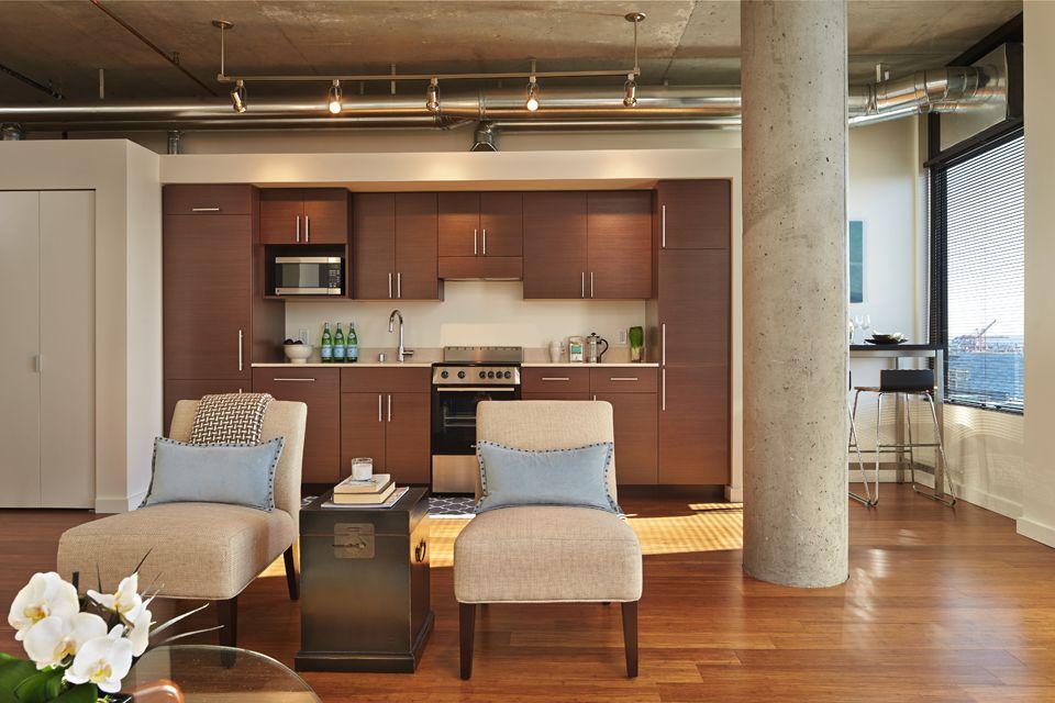 Amenities | Joseph Arnold Lofts: Downtown Seattle Luxury ...