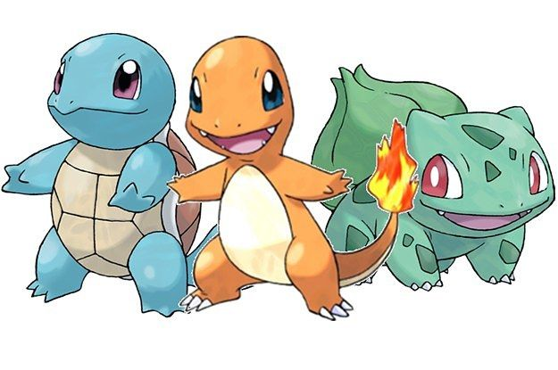 What Starter Pokemon Should You Choose In Pokemon Go Pokemon Starters Pokemon Pokemon Go