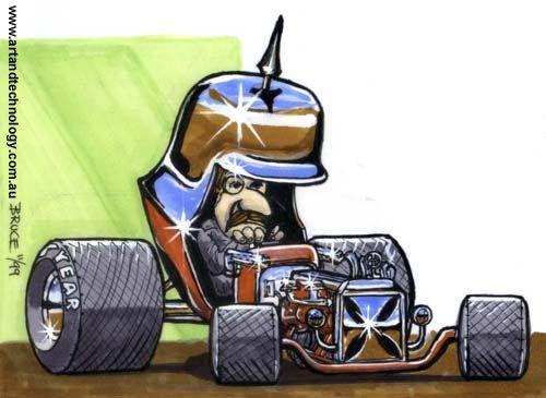 Baron rod toon dave big deal pinterest coccinelles vw personnage dessin anim et anim - Coloriage cars toon ...