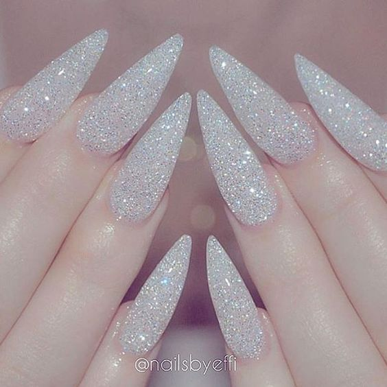 Pin by PrincessK on ~ Claws ~ | Pinterest | Scary nails, Pretty nail ...