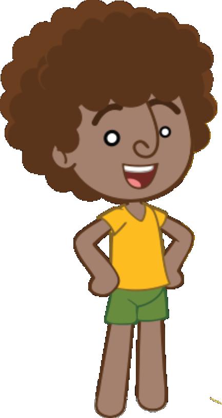 Imagens Mundo Bita - Personagem Dan PNG para baixar Grátis