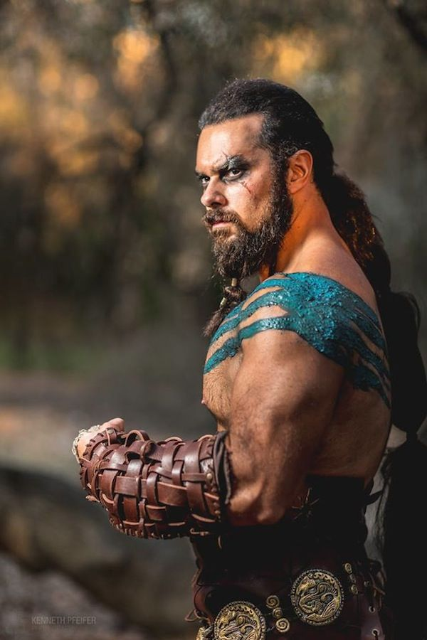 Khal Drogo From 'Game Of Thrones'