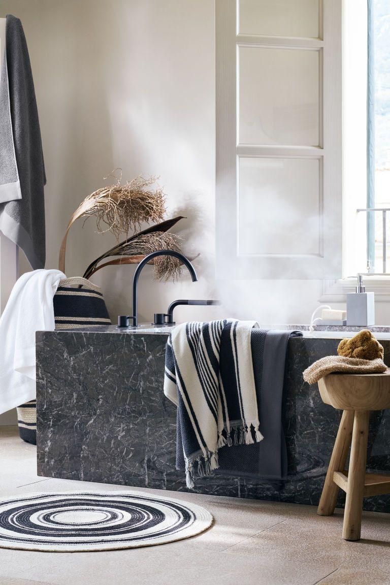 Round Bath Mat Natural White Black Home All H M 1 Small Round Bath Rugs H M Home Round Bath Mats