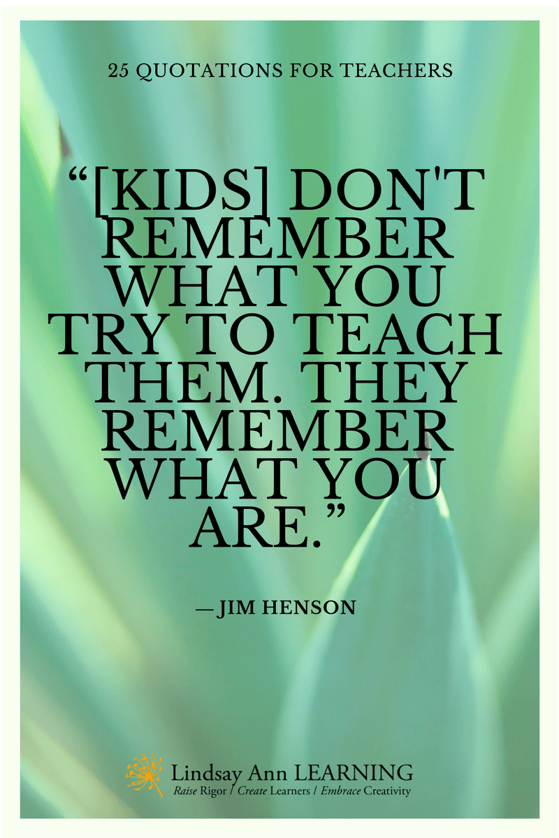 25 Best Quotes About Teaching Teaching Quotes Pinterest