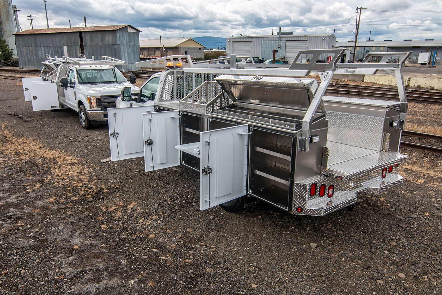Standard Service Bodies Gallery 40 Custom truck beds