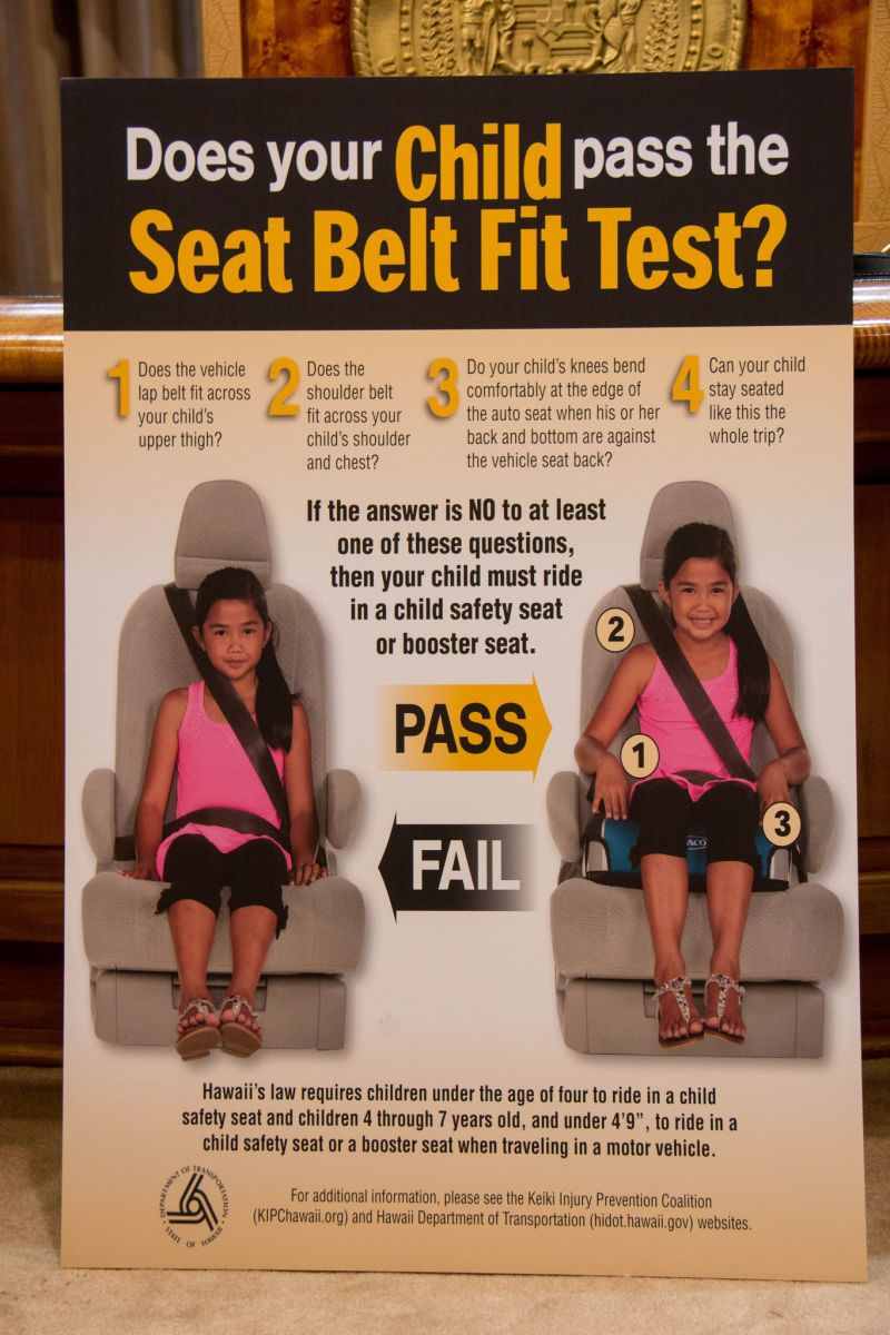 When Can A Kid Stop Sitting In A Car Seat