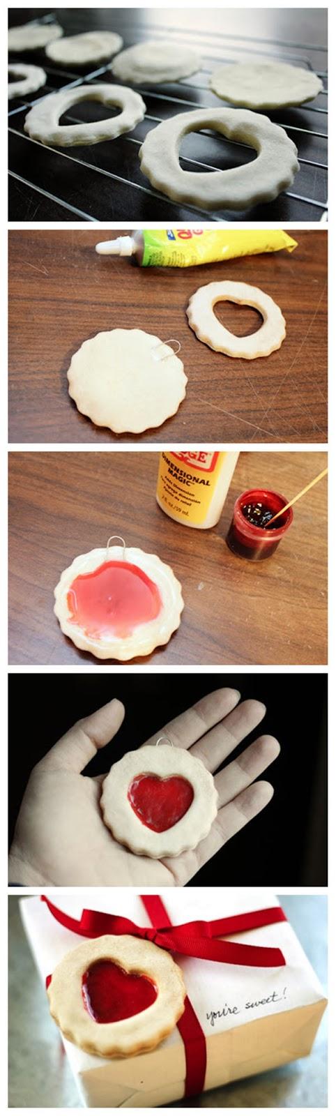 joybobo: Valentine's Day DIY gift tag | Arty art ...