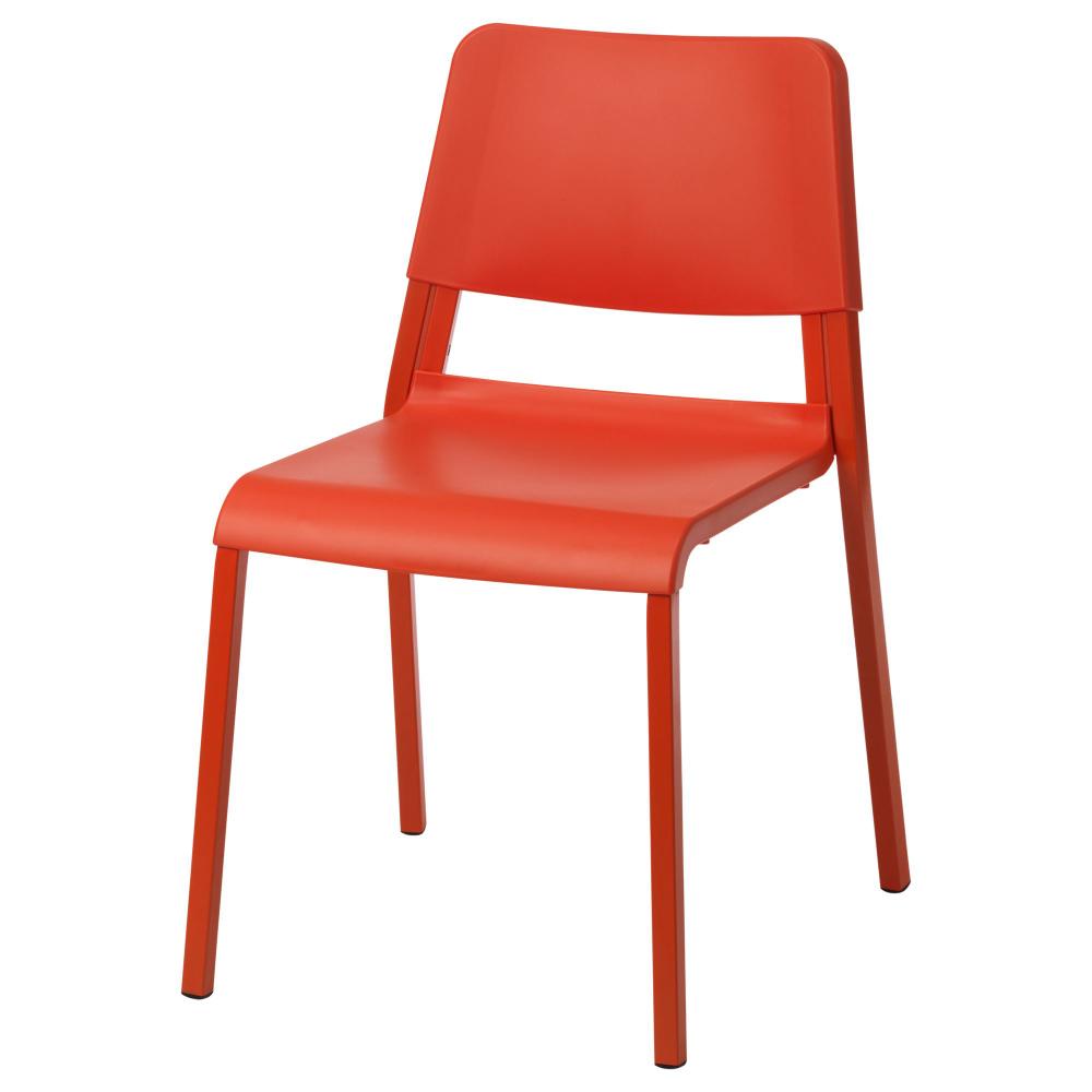Teodores Sandalye Parlak Turuncu Koltuklar Ikea Fikirleri Sandalye