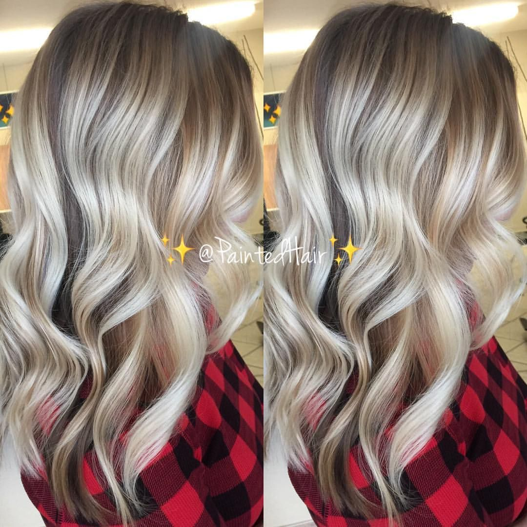 Pin by leandra neeley on hair pinterest pearl blonde lob and