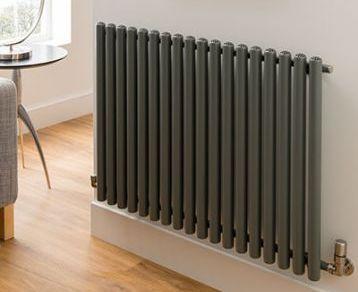 Moderne Radiator Woonkamer : The radiator company the inferno design from the radiator company