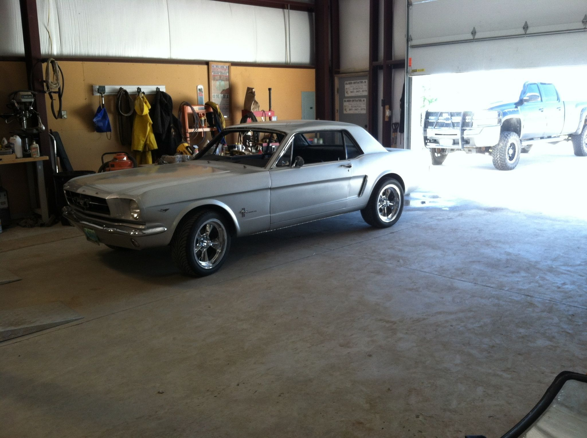 Blueprint engines customers james cassidy beierle have installed blueprint engines customers james cassidy beierle have installed the bp3060ct into this 1965 ford mustang malvernweather Images
