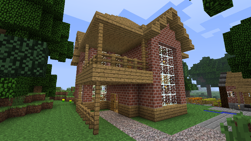 Cool minecraft house designs search advanced amazing for Awesome house blueprints